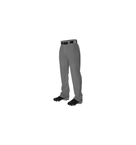 ALLESON PRO WARP-KNIT OPEN BOTTOM BASEBALL PANTS - PWRPP