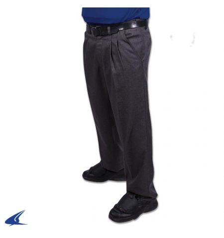 "CHAMPRO ""COMPLETE GAME"" WOOL BASEBALL UMPIRE COMBO PANTS - BPR2"