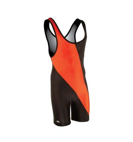 MATMAN CHEST WRESTLING SINGLET - 8538