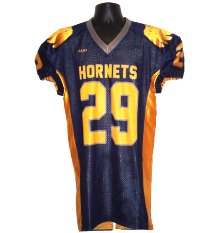 MAXXIM SPORTS SUBLIMATED REVERSIBLE FOOTBALL JERSEY - DSFB500