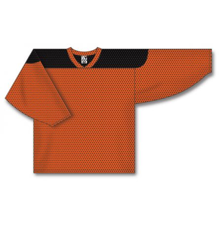 ATHLETIC KNIT MID-WEIGHT POLYESTER KNIT HOCKEY JERSEY - H684