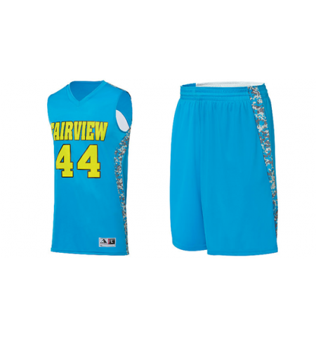 AUGUSTA HOOK REVERSIBLE BASKETBALL UNIFORMS - 1161/1162