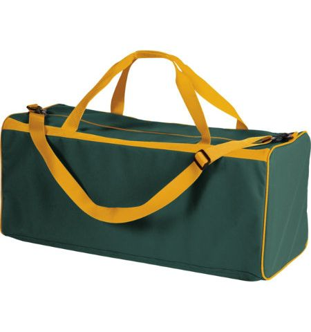 "LARGE OXFORD CANVAS PLAYOFF GEAR BAG 26"" X 12"" X 12"