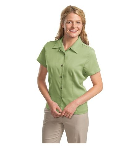 PORT AUTHORITY EASY CARE CAMP SHIRT - L535