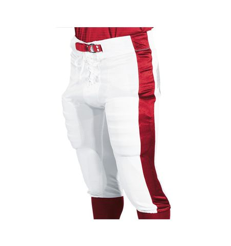 "YOUTH ""SIDE STRIPED"" SLOTTED WAIST FOOTBALL PANTS"
