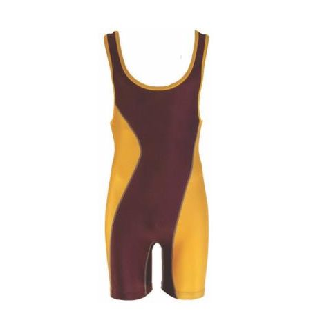MATMAN LEGACY HIGH CUT WRESTLING SINGLET - 330