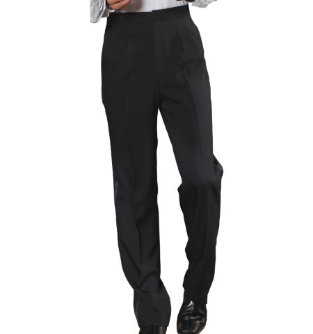 MEN'S TRADITIONAL STYLE CLASSIC TUXEDO PANTS