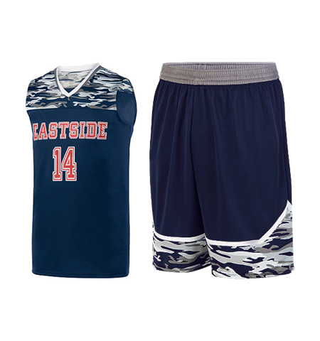 AUGUSTA MOD GAME BASKETBALL UNIFORM - 1115 / 1116-SET