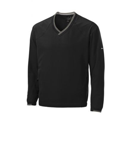 NIKE V-NECK PULL OVER V-NECK WIND SHIRT
