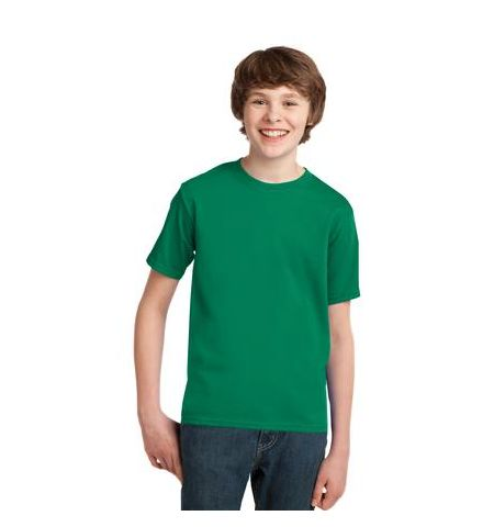 T-SHIRT - 6.1 OZ 100% COTTON YOUTH T-SHIRTS - PC61Y