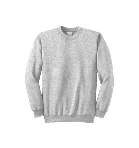 PORT & COMPANY ADULT 9 OZ CREWNECK ULTIMATE SWEATWHIRT - PC90