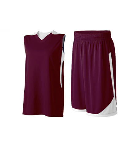 HIGH 5 HALF COURT WOMENS BASKETBALL UNIFORM - 32412