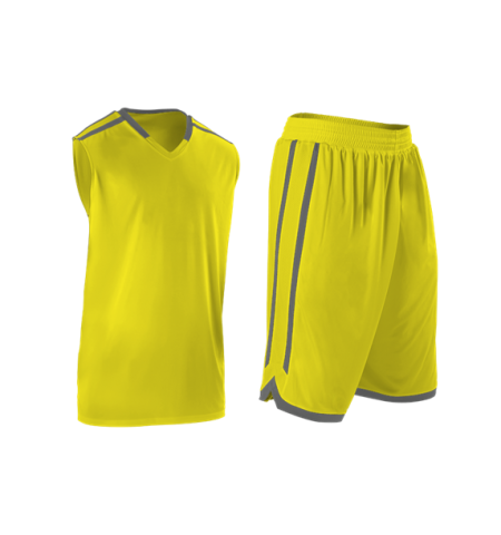 ALLESON DOUBLE PLY REVERSIBLE BASKETBALL UNIFORM - 588/588P