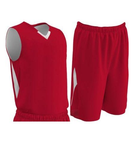 CHAMPRO PIVOT REVERSIBLE Z-75 POLYESTER BASKETBALL UNIFORM