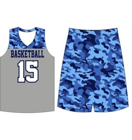 PPG Subllimated Camo Basketball Uniforms - PPFCBBU-01