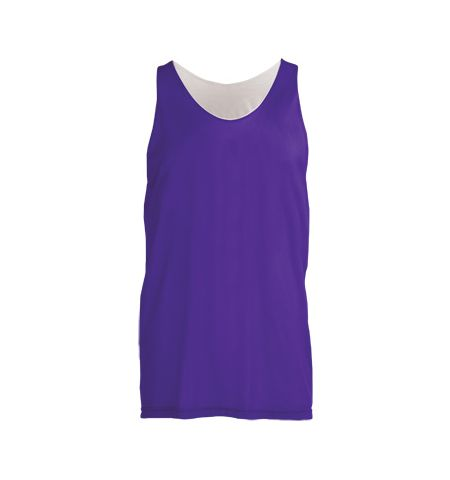 YOUTH REVERSIBLE MESH TANK BASKETBALL JERSEY 1