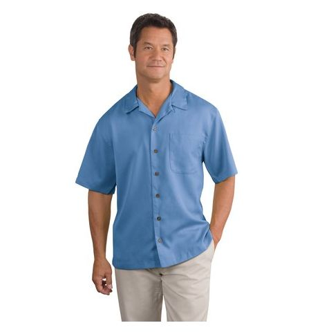 PORT AUTHORITY EASY CARE CAMP SHIRT - S535