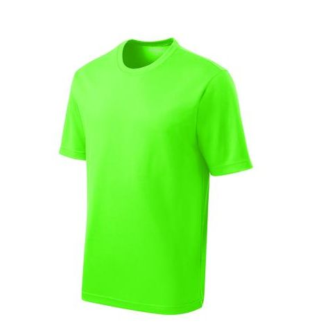 SPORT-TEK RACERMESH POSICHARGED PERFORMANCE T-SHIRT - ST340