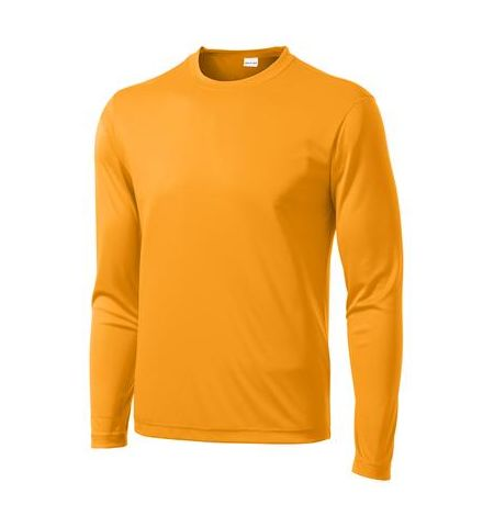 SPORT-TEK LONG SLEEVE POSICHARGE COMPETITOR T-SHIRT - ST350LS