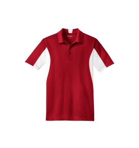 SPORT-TEK - SIDE BLOCKED MICROPIQUE SPORT-WICK POLO - ST655