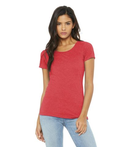 BELLA+CANVAS  ®  Women's Triblend Short Sleeve Tee. BC8413