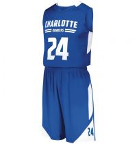 AUGUSTA STEP BACK BASKETBALL UNIFORM - 1730 / 1733