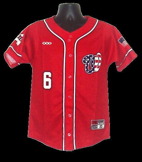 Major League Baseball Uniforms