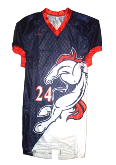 Sublimated Football Uniforms
