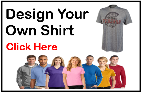 AUO-Design Your Own Fan Shirt