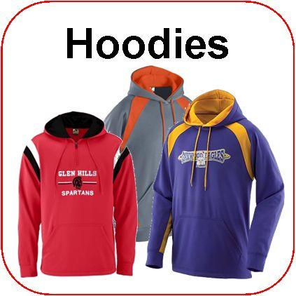 Affordable Uniforms Online-Spirit Wear Hoodies
