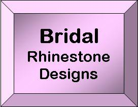 Rhinestone Designs - Bridal