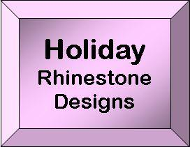 Rhinestone designs - Holiday and seasonal