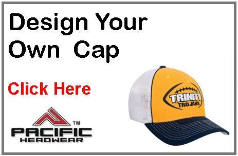 AUO - PACIFIC HEADWEAR DESIGN YOUR OWN CAP