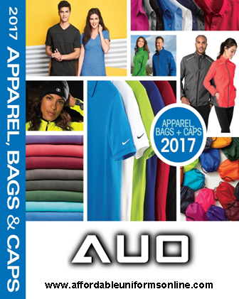 AUO APPAREL, BAGS, AND CAPS 2017