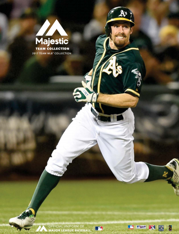 MAJESTIC MLB CATALOG
