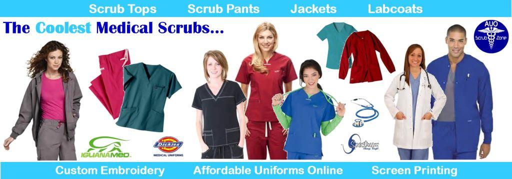 Affordable Uniforms Online Scrub Zone Medical Apparel