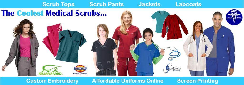 best service 7af9d b4dce Affordable Uniforms Online Scrub Zone Medical Apparel