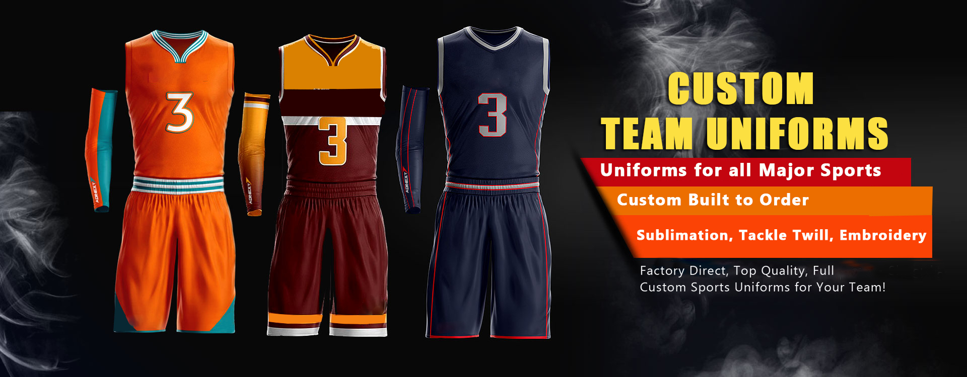 Affordable Uniforms Online empowers teams