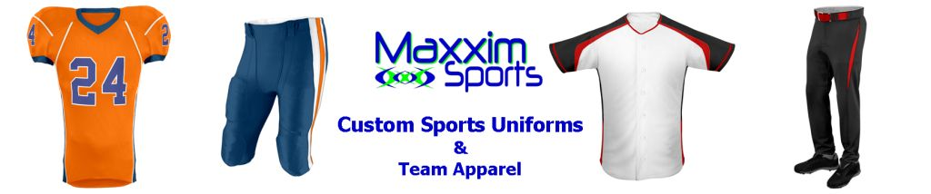 MAXIM ATHLETIC TEAM UNIFORMS