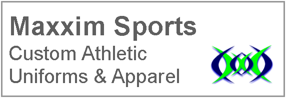 MAXXIM SPORTS CUSTOM UNIFORMS