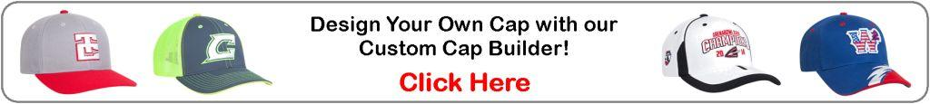 PACIFIC HEADWEAR CUSTOM CAP BUILDER BY AFFORDABLE UNIFORMS ONLINE