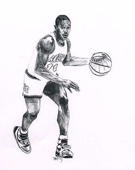 AUO-BASKETBALL SKETCH