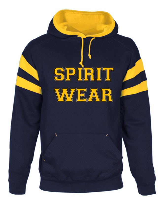 Affordable Uniforms Online-Spirit Wear Hoodie