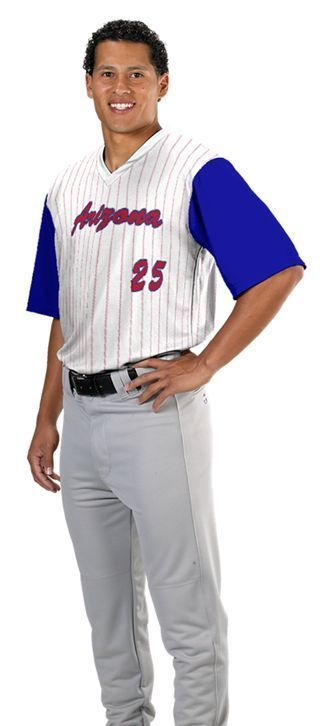 AUO-Prosphere Sublimated Baseball Uniforms