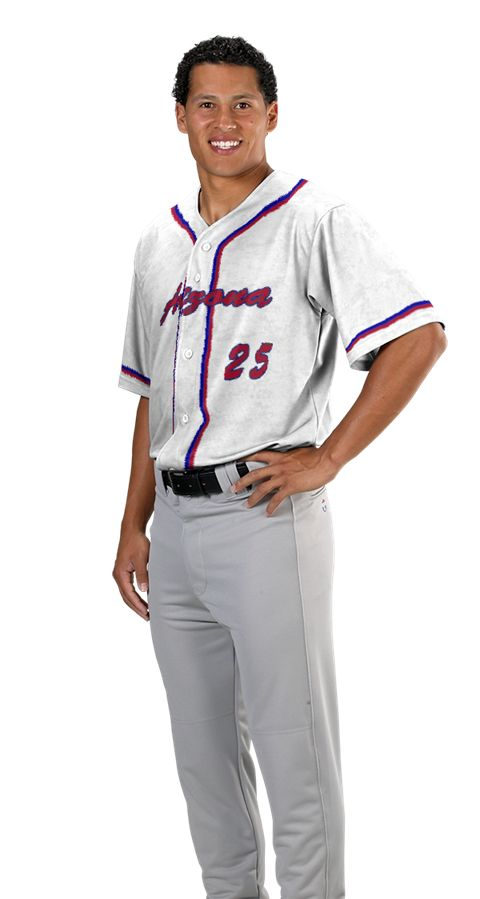 AUO Prosphere Sublimated Baseball Uniforms