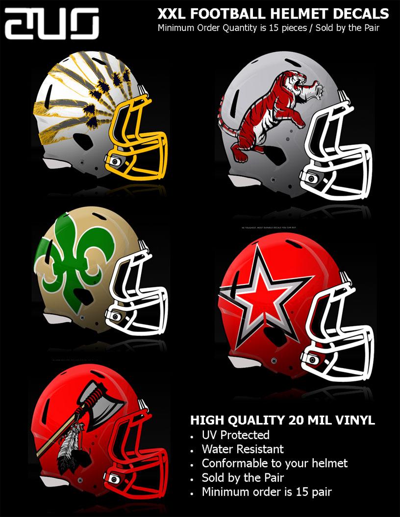 xxl football Helmets