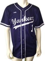 Custom Baseball Full Button Jerseys