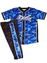 Custom Baseball Uniforms Set