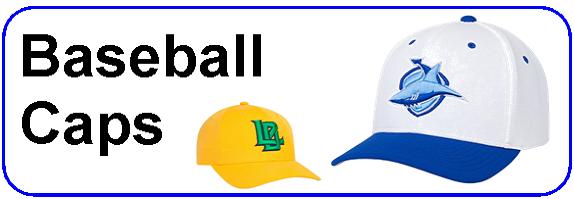 CAPS BASEBALL UNIFORMS SPORTS