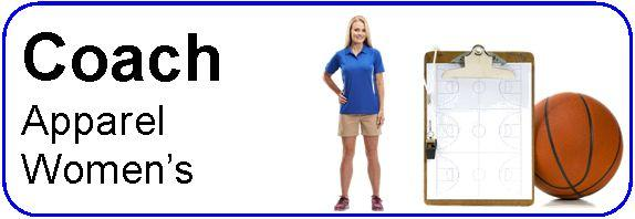 Womens Coach Apparel